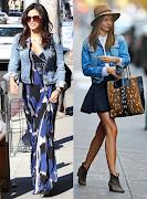 Jenna DewanTatum & Miranda Kerr. Bloggers love it too!