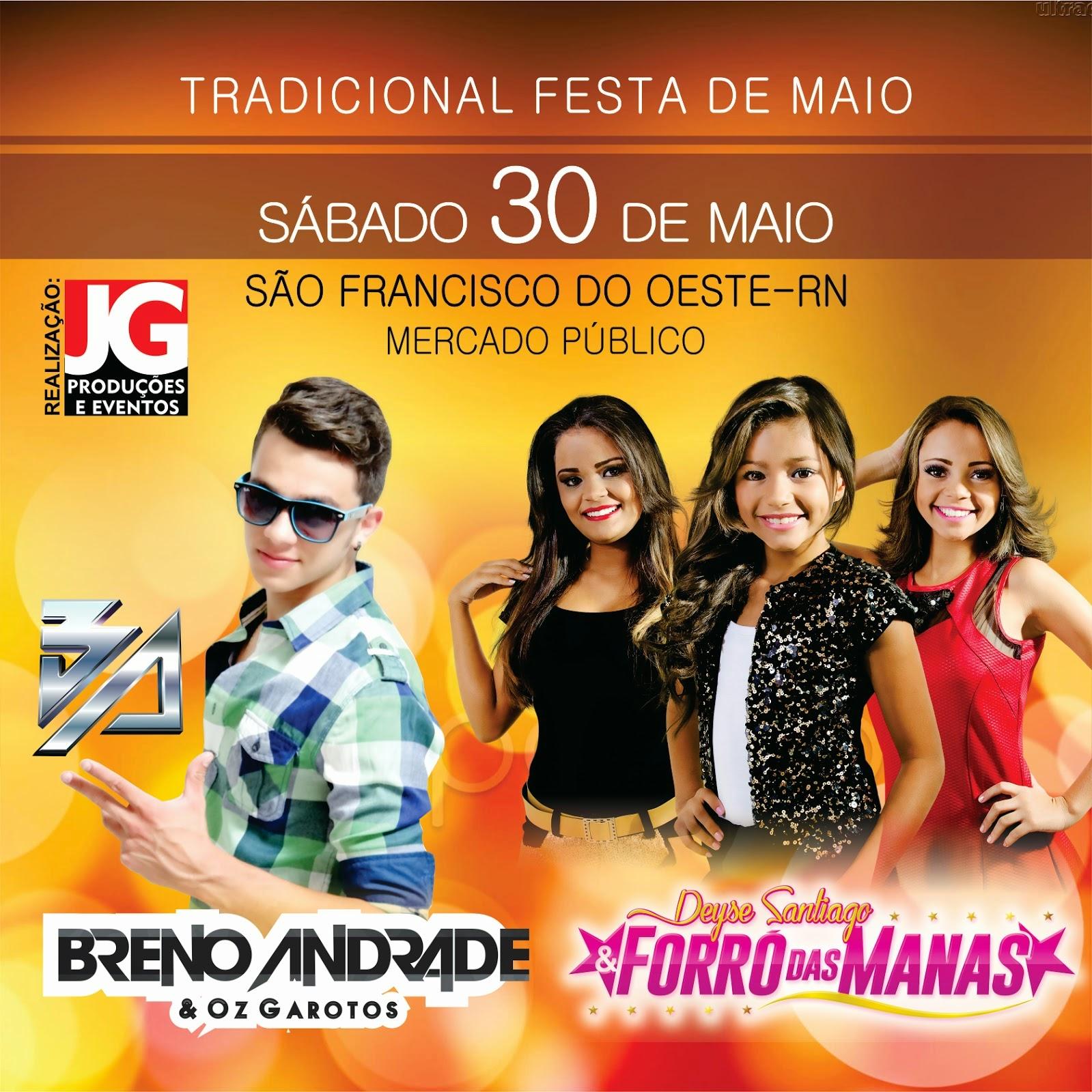 TRADICIONAL FESTA DE MAIO