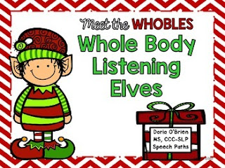 https://www.teacherspayteachers.com/Product/Whole-Body-Listening-Elves-2182889