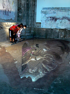 Beautiful pictures of 3d street paintings