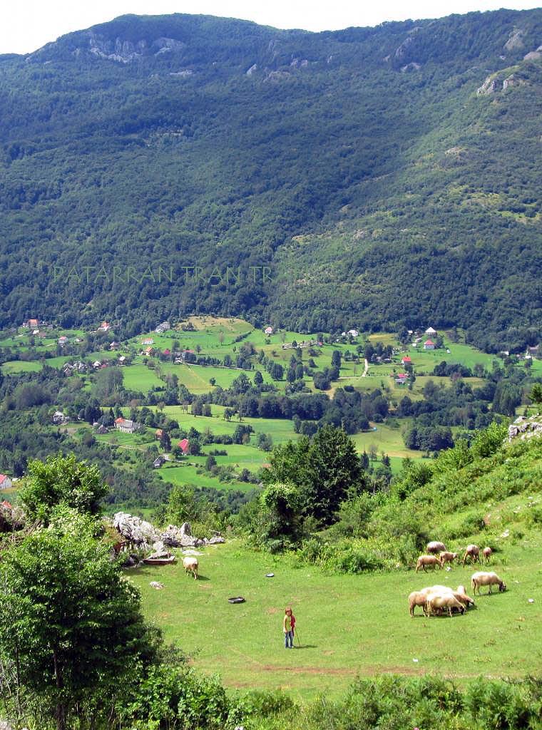 DRZ400, Suzuki, Trail, Balcanes