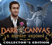 Dark Canvas 3 : A Murder Exposed Collector's Edition
