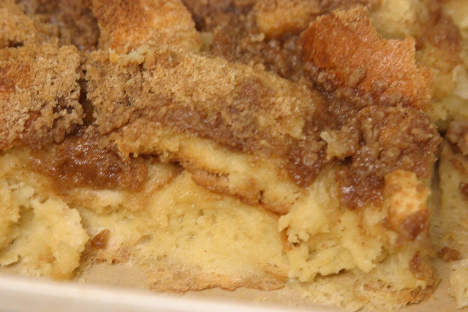 The Joy's of Kitchen Creations: Baked French Toast