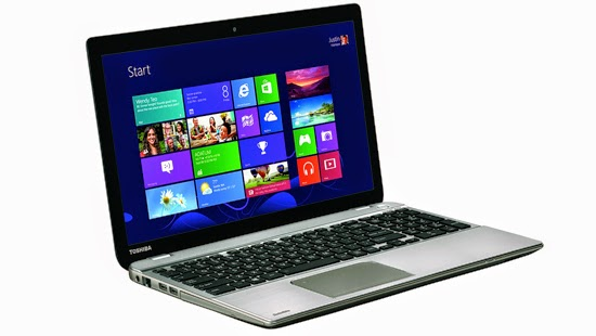 Toshiba Satellite P50T - 4k Display Laptop