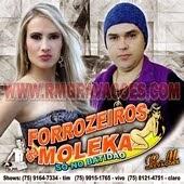 FORROZEIROS DA MOLEKA 2014 - CD PROMOCIONAL AGOSTO OFICIAL [ AO VIVO EM PANAMIRIM - PE ]