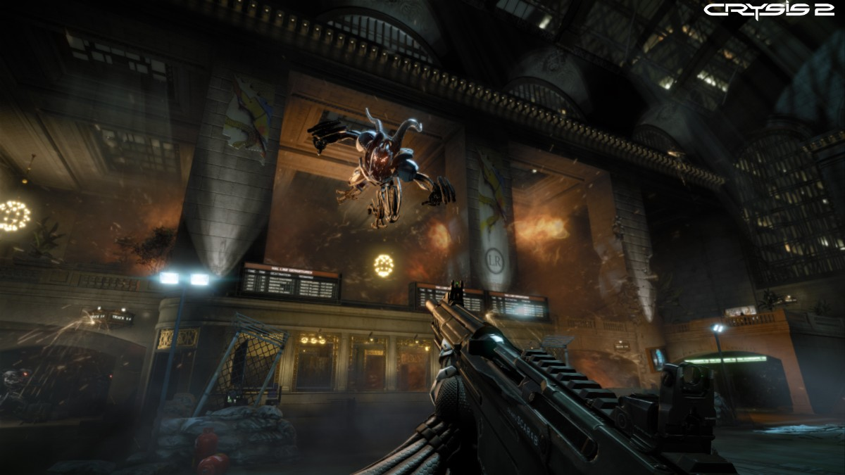 Crysis 2 PC Game Screen Shots, Wallpapers