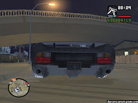 GTA San Andreas Snow Mod - screenshot 11