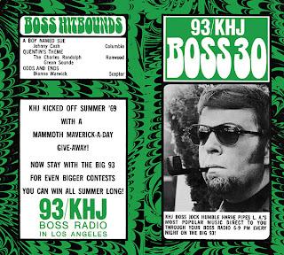 KHJ Boss 30 No. 210 - Humble Harve