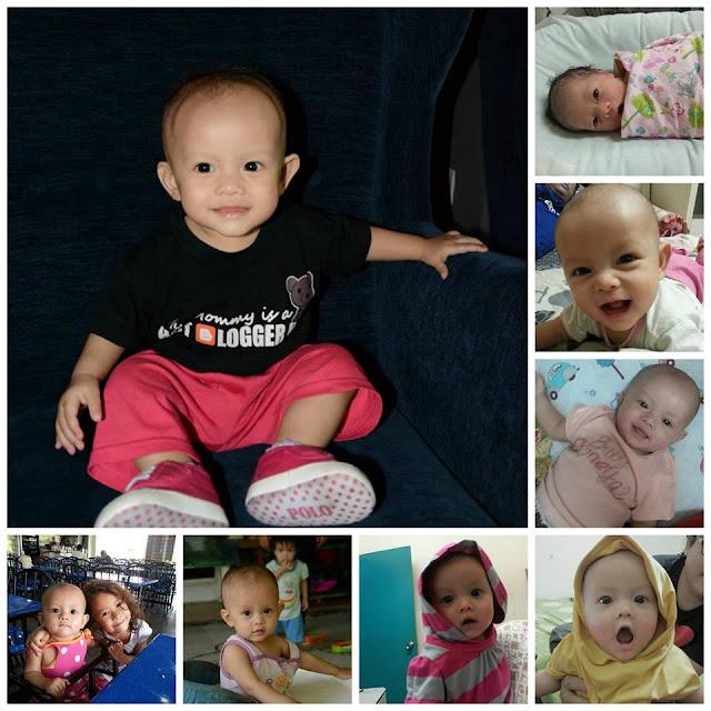 Ariana Maryam 1 tahun