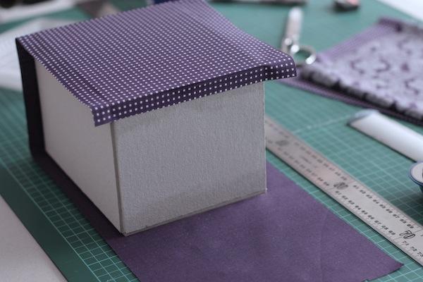 Ro Guaraz · caja de recetas · 05 · forrar caja