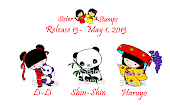 Sister Stamps Release #13