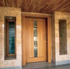 Fotos de puertas fotos de puertas principales para casas for Puertas de madera para entrada principal de casa modernas