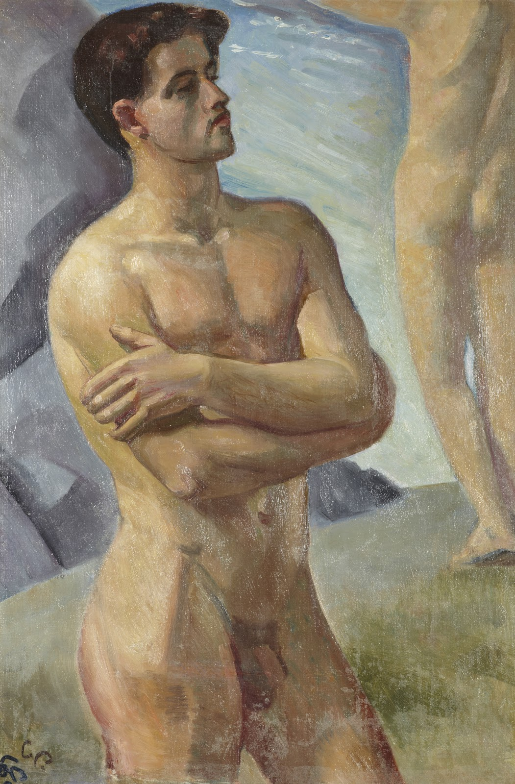 from Paxton nude men n women paintings