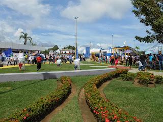 Mais de 30 reinaugurações em Coari