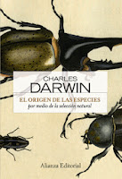 charles darwin origen especies evolucion desarrollo