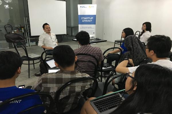 5 Pelajaran di Announcement Top 3 Startup Sprint