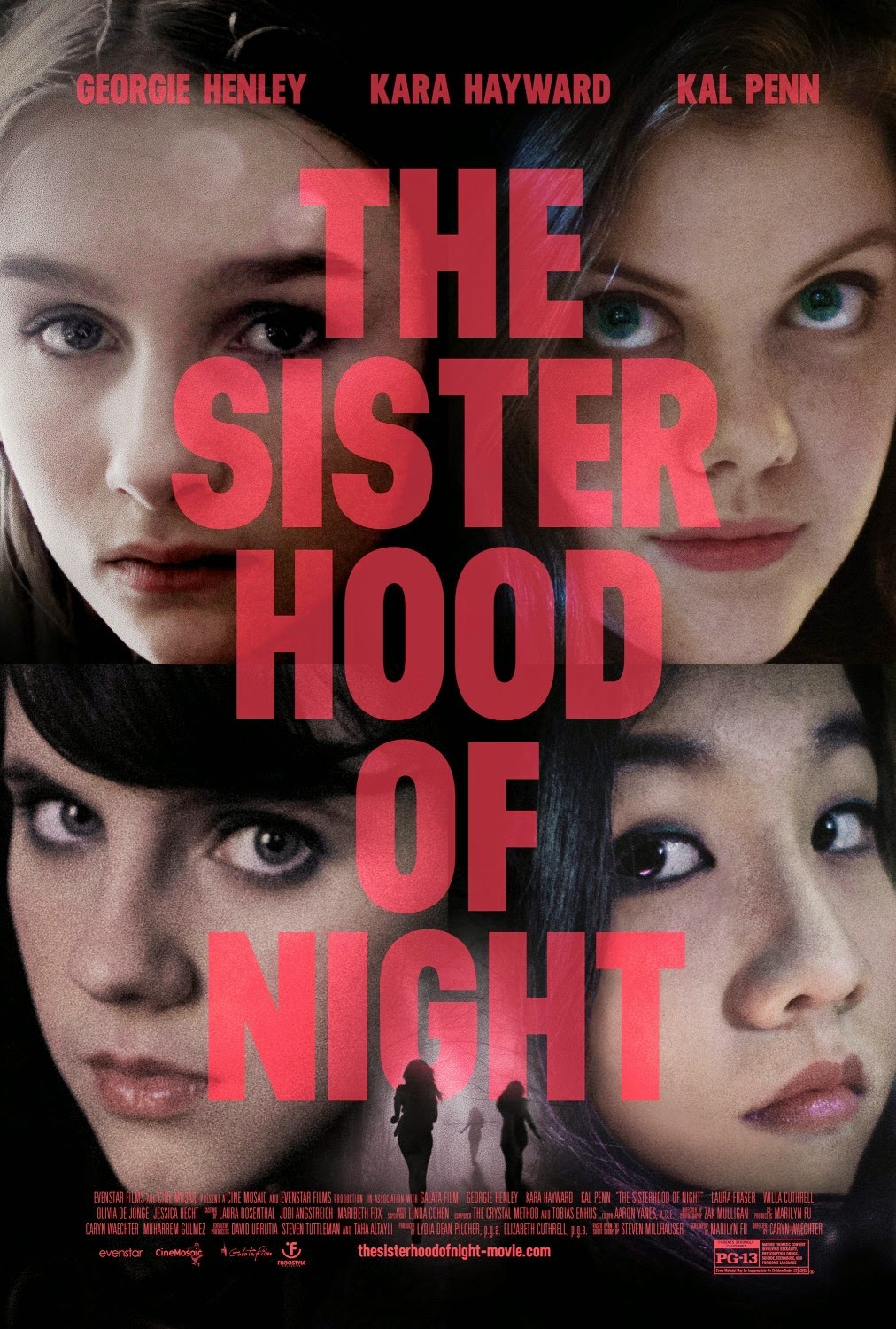 The Sisterhood of Night – Legendado (2014)
