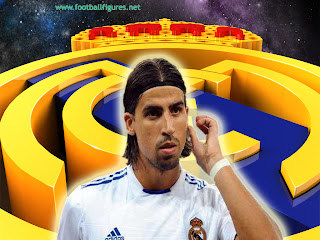 Sami Khedira Wallpaper 2011 4