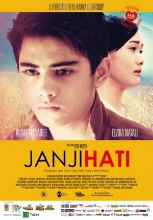 Sinopsis Film Janji Hati - Aliando Syarief (2015)