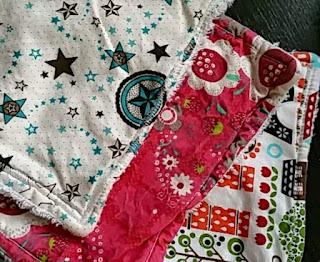 couture récup serviette de table