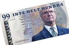 Det är inte bara vår valuta som har problem
