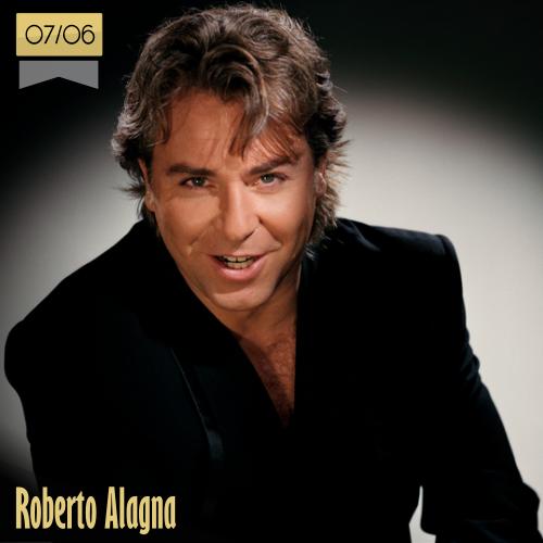 7 de junio | Roberto Alagna - @roberto_alagna | Info + vídeos