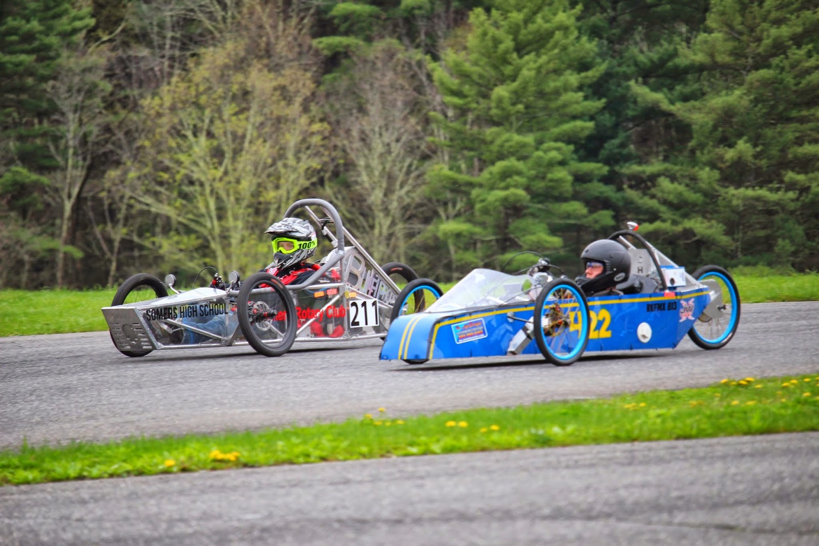 Electrathon Race Cars Seymour