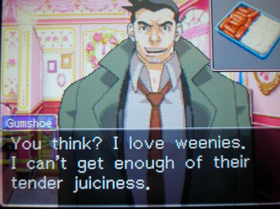 Dick Gumshoe