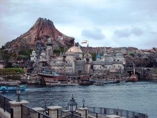 Tempat Wisata Di Tokyo - DisneySea Tokyo