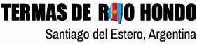 Termas de Rio Hondo, Santiago del Estero.