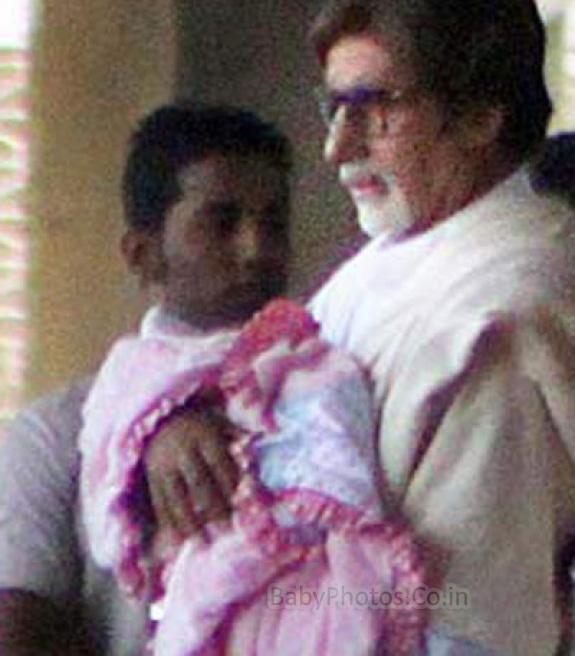 Aishwarya Rai Baby Photos