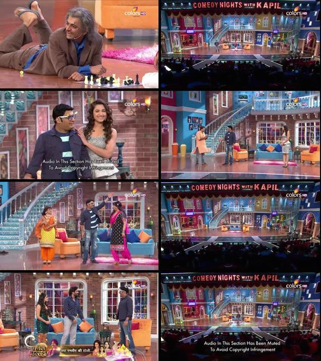 Comedy Nights With Kapil 13 Sep 2015 HDTV 480p