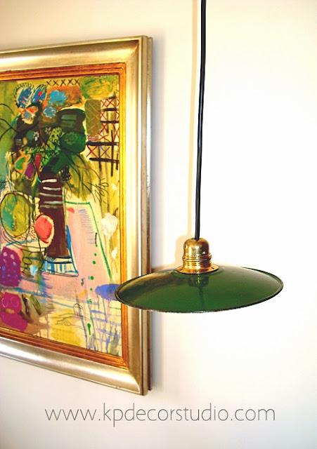 Ideas e inspiración para decorar con lámparas antiguas estilo vintage