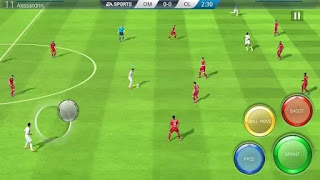 FIFA 16 Ultimate Team 2.0.104816 Mod Apk (Unlimited Money)