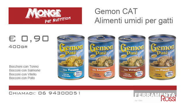 Ferramenta - Alimenti per animali - offerta