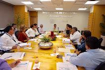 Reunión Con Los Sectores Constructivos
