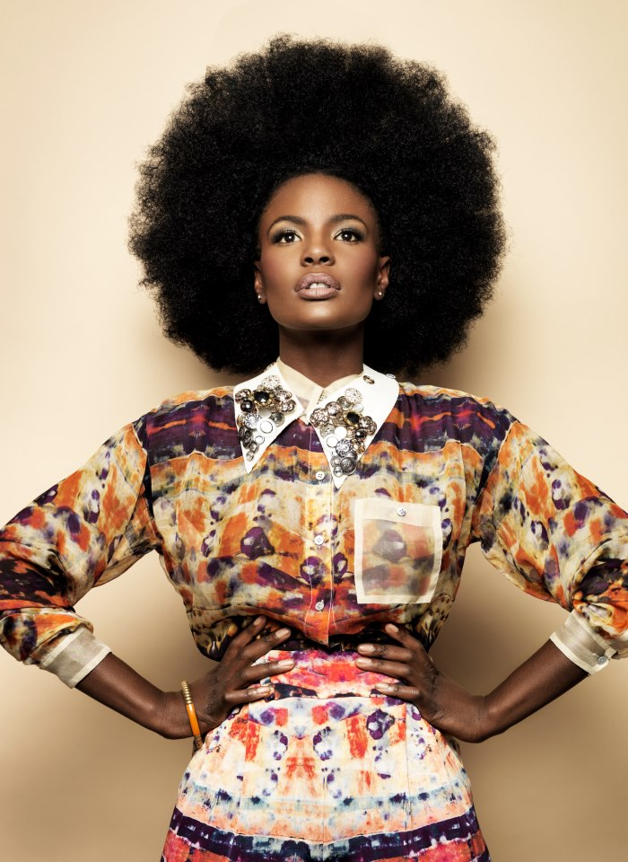 Afrolistas And The City Frotastic Singermodel Shingai Shoniwa