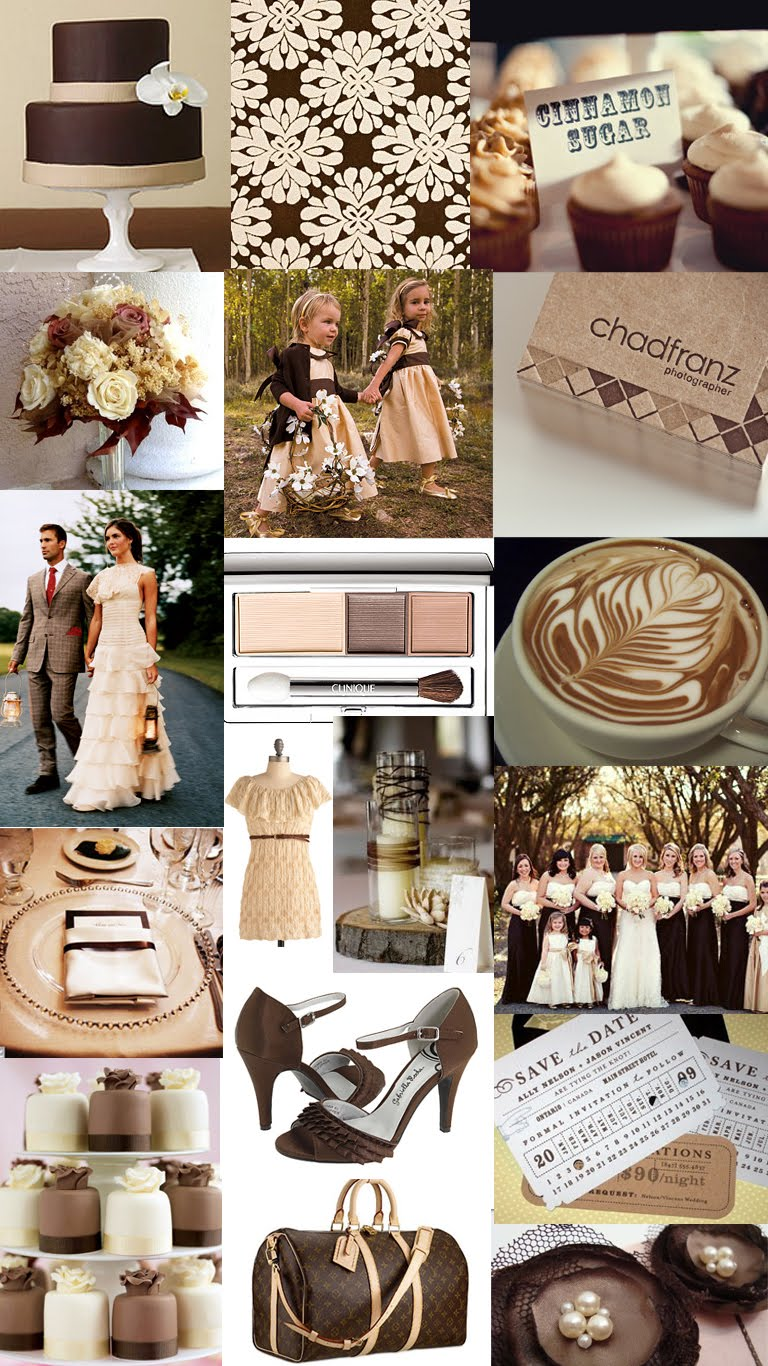 JustWeddings Inspired From Nigerias Wow Factor Planners InspirationEarth Tones