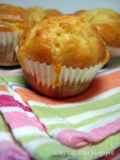 savory-Cheddar-cheese-muffins