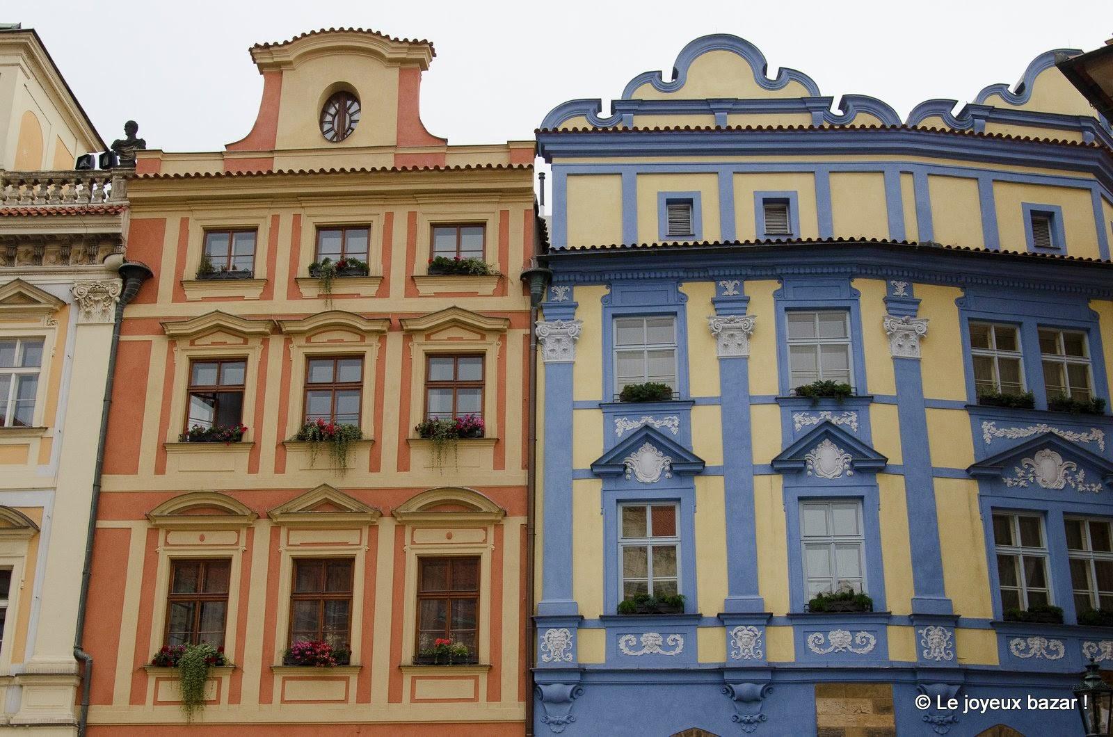 2 jours a Prague-place de la vieille ville