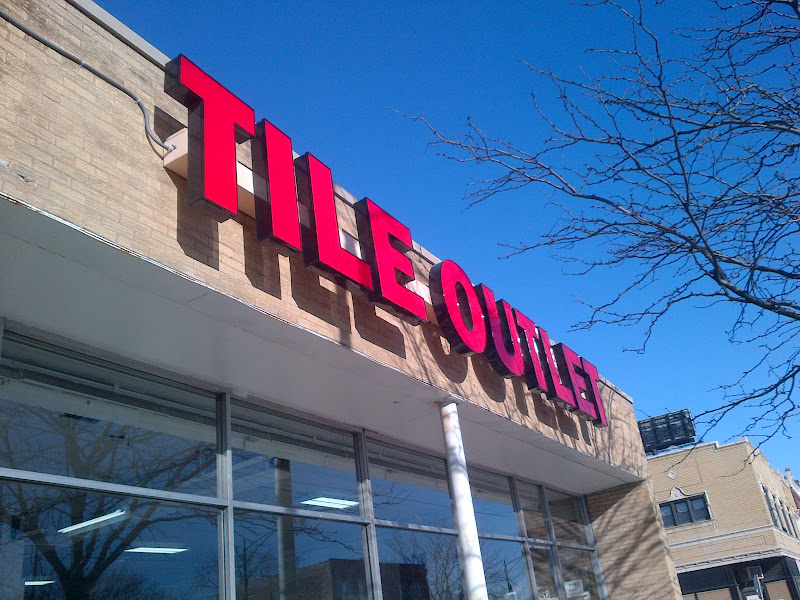Gone renovating Tile Outlet and Crest Lighting & The Chicago Real Estate Local: Gone renovating: Tile Outlet and ...
