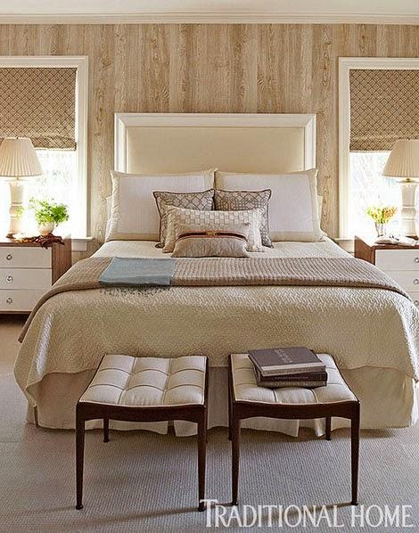 Warna Kayu Untuk Dinding Kamar Tidur