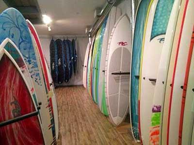 R&D Surf Interior