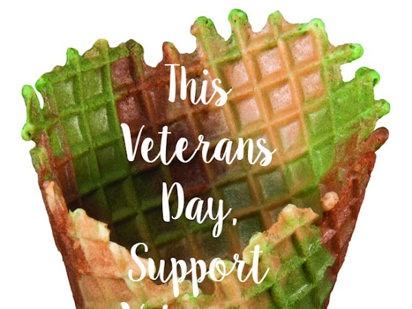 This Veteran's Day, Support Veterans with Baskin-Robbins and the USO