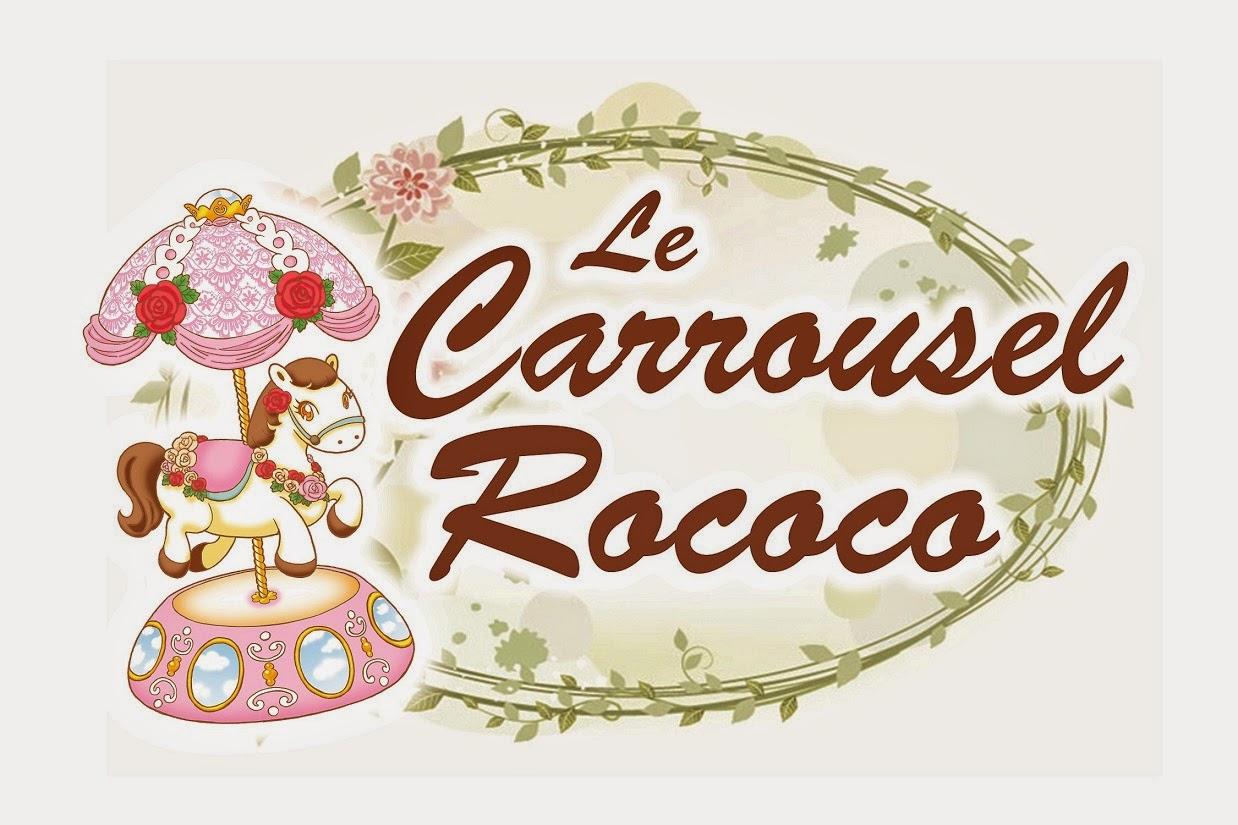 ♘ Le Carrousel Rococo ♘