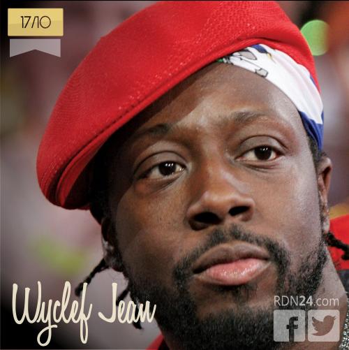17 de octubre | Wyclef Jean - @wyclef | Info + vídeos