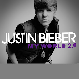 MyWorld 2.0 Cover justin bieber