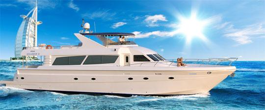 Partey On A Yacht Baybeh!