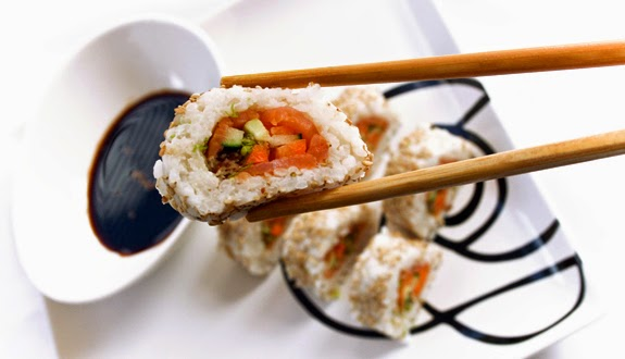 Mercury Content Vigilant When Eating Sushi