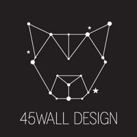 45wall design